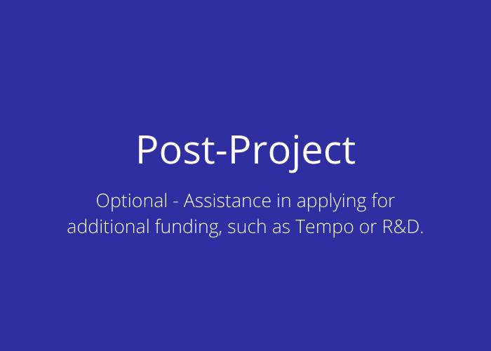 innovation voucher finland Post-Project assistance