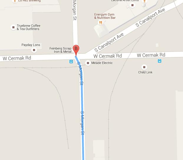 React.js Google Maps Integration Component Directions
