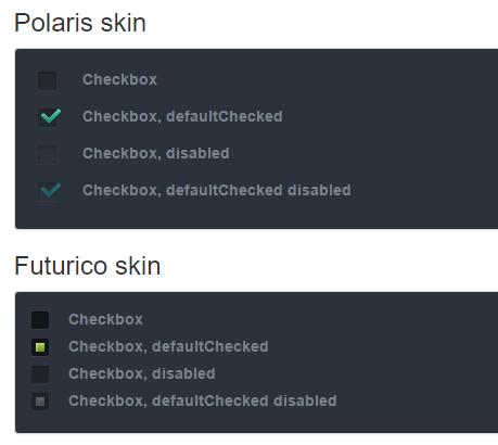 React-iCheck