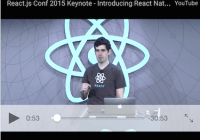 An YouTube Component For React Native
