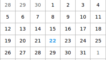 React Infinite Calendar Range ✓ Infiniti Car