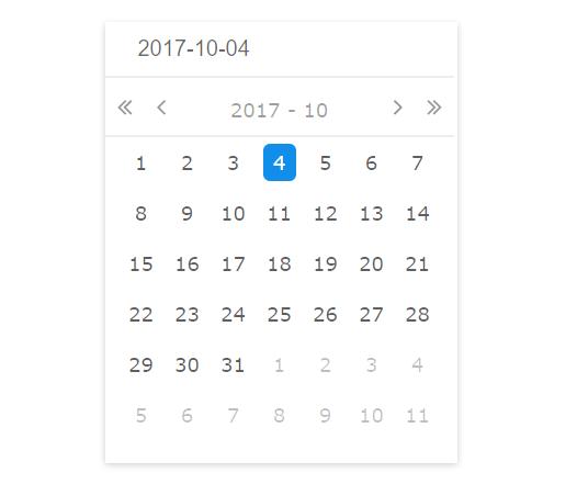 React-Calendar