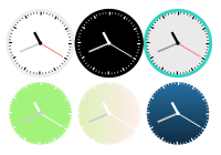 react-analog-clock