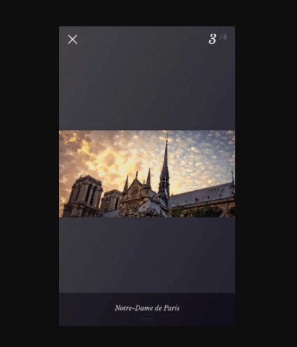 High Performance Image Gallery library For React Native | Reactscript