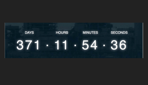Awesome Countdown Clock Component For React | Reactscript