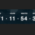 Awesome Countdown Clock Component For React
