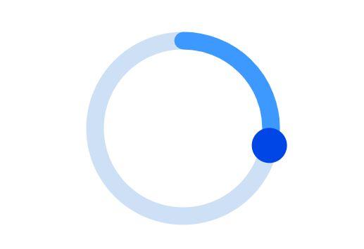 Circular Range Input Component For React
