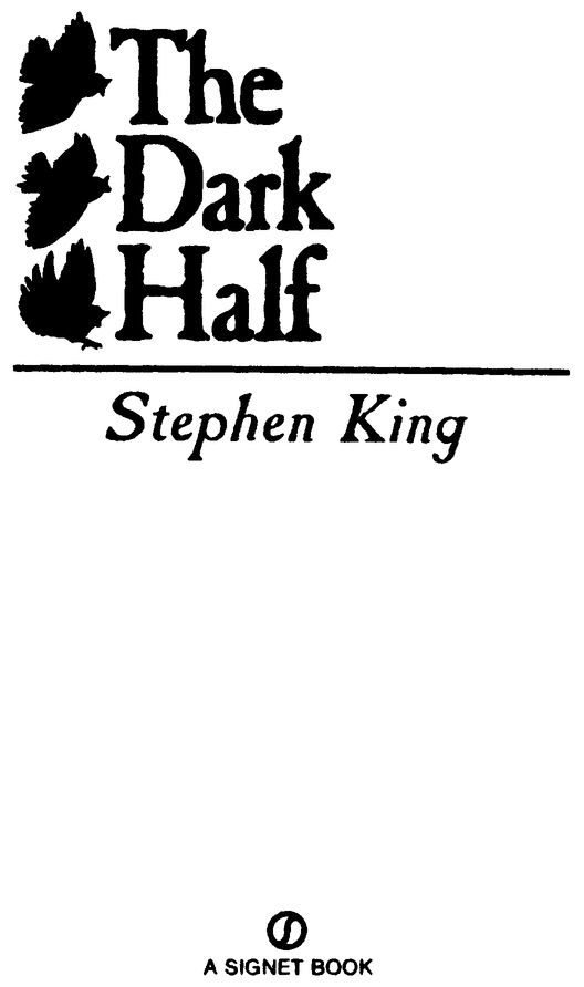 "Read online ""The Dark Half"" 