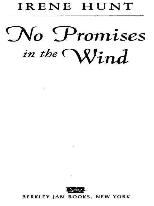 "Read online ""No Promises in the Wind"" 