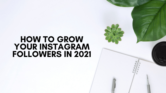 Top 5 Tips to Grow Your Instagram Followers in 2021
