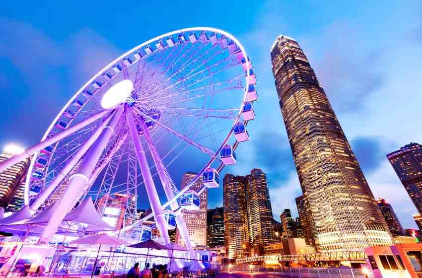 Hong Kong | The Nightlife Scene