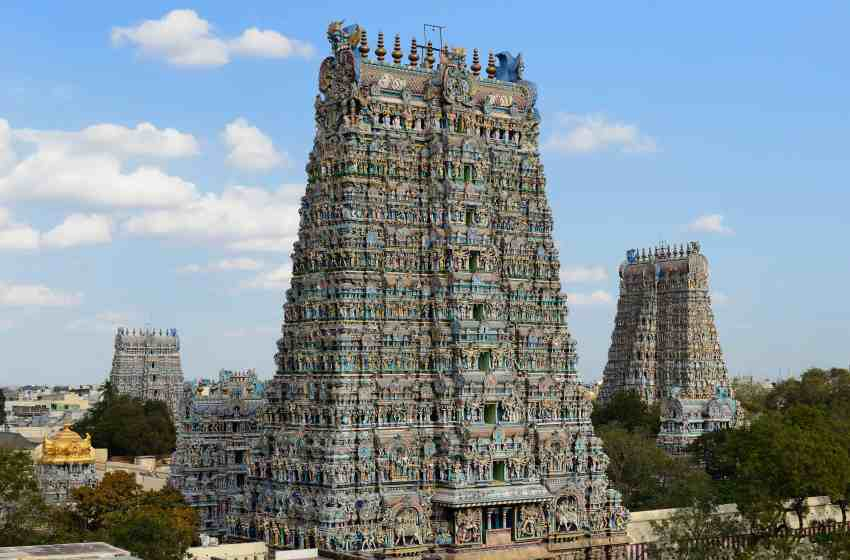 Madurai | The Temple City