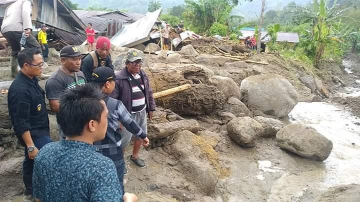 Banjir Bandang di Sigi