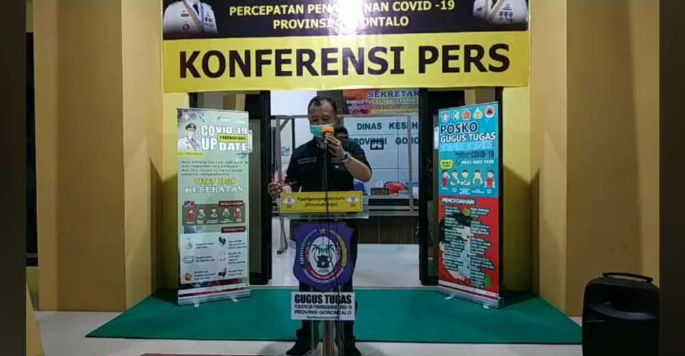 Pasien Sembuh Covid-19 Gorontalo