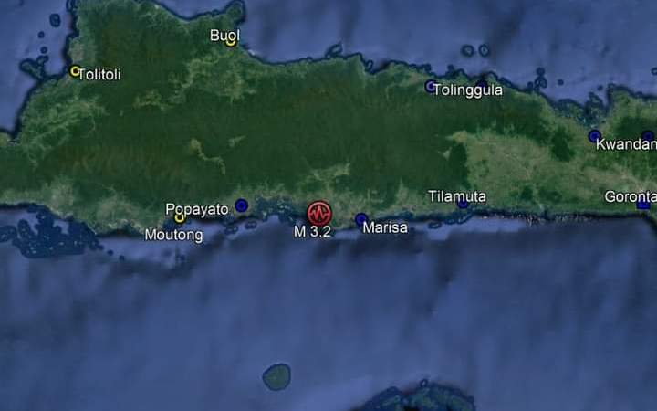 Gempa Bumi Gorontalo