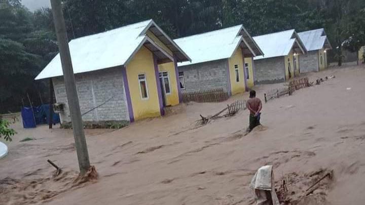 Banjir Gorontalo Utara