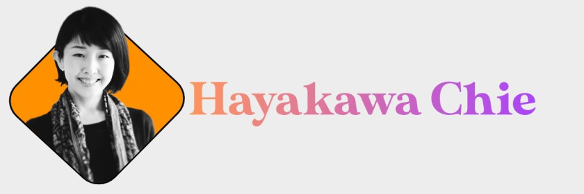 Hayakawa Chie Header