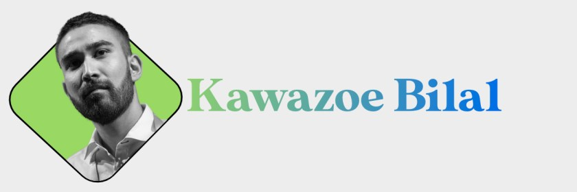 Kawazoe Bilal Header