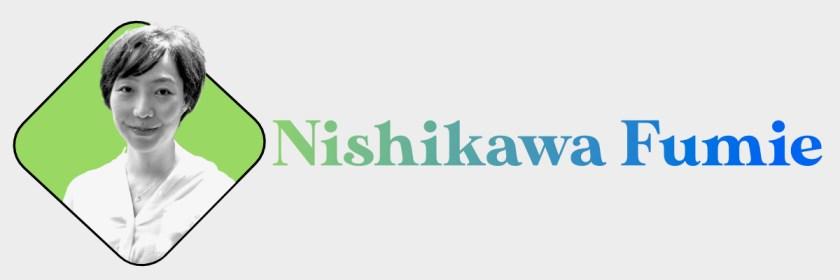 Nishikawa Fumie Header