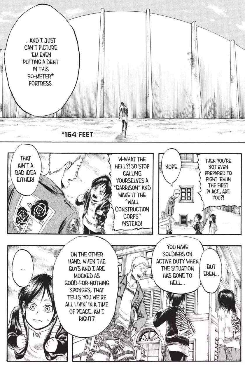 Attack on Titan Chapter 1 Online Free Manga Read Image 23
