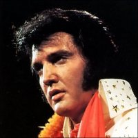 Elvis Presley was a hero to most...!