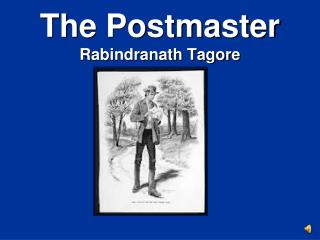 the postmaster by rabindranath tagore