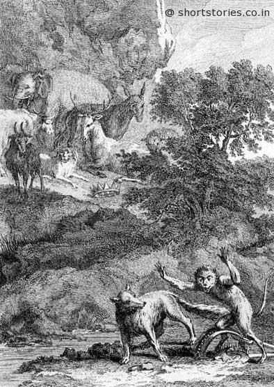 Jean de La Fontaine Fables - Book 6 - Fable 6
