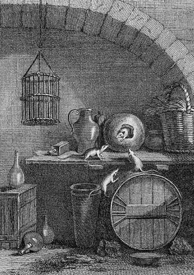 Jean de La Fontaine Fables - Book 7 - Fable 3