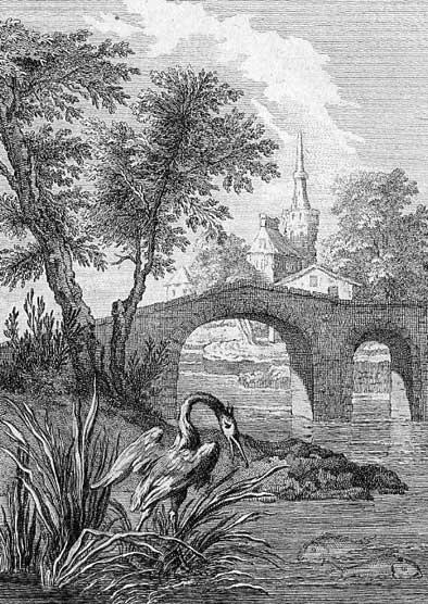 Jean de La Fontaine Fables - Book 7 - Fable 4