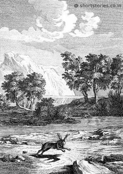 ears-of-hare-jean-de-la-fontaine-fables-shortstories-image
