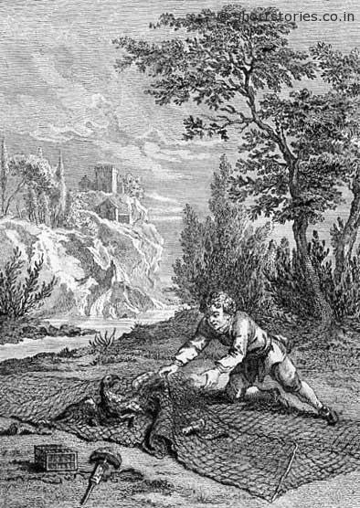 Jean de La Fontaine Fables - Book 6 - Fable 16