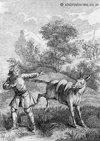 Jean de La Fontaine Fables - Book 6 - Fable 8