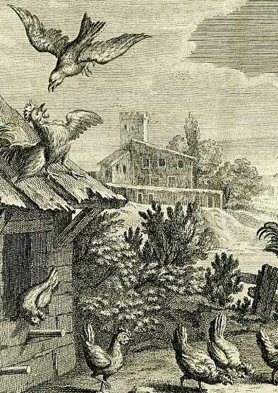 Jean de La Fontaine Fables - Book 7 - Fable 13