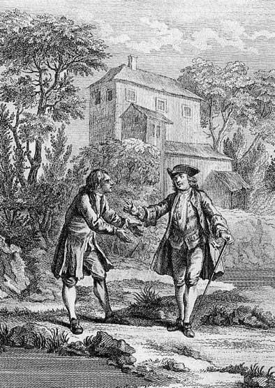 Jean de La Fontaine Fables - Book 7 - Fable 14