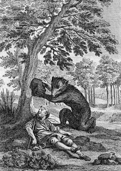 Jean de La Fontaine Fables - Book 8 - Fable 10