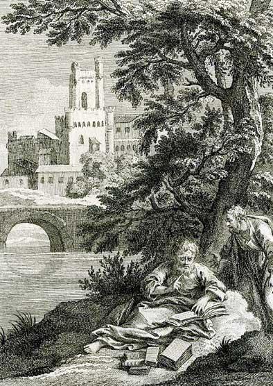 Jean de La Fontaine Fables - Book 8 - Fable 26