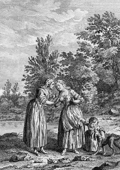 Jean de La Fontaine Fables - Book 8 - Fable 6