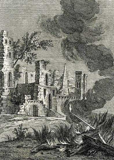 Jean de La Fontaine Fables - Book 9 - Fable 12