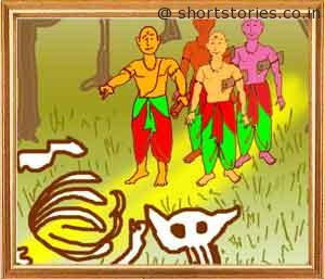 the-lion-that-sprang-to-life-shortstoriescoin-image1