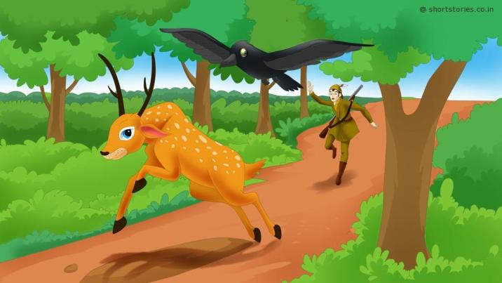 fourfriends_panchatantra-tales-shortstoriescoin-image3