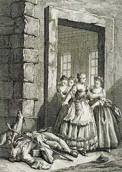 Jean de La Fontaine Fables - Book 12 - Fable 26