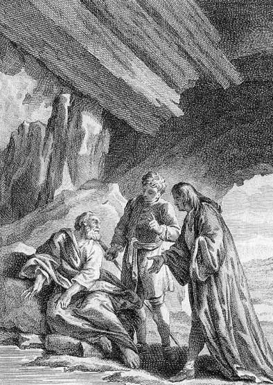 Jean de La Fontaine Fables - Book 12 - Fable 27