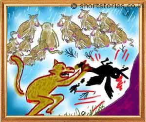 bird-and-monkeys-panchatantra-tales-image2