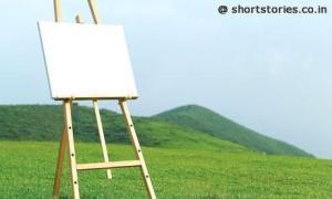 Life Purpose- Empty Canvas