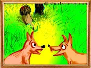 first-strategy-loss-of-friends-panchatantra-tales-shortstoriescoin-image2