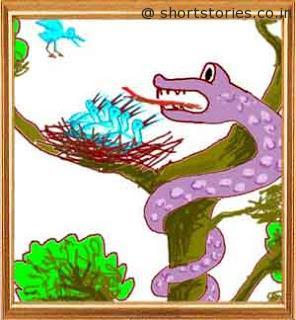 foolish-crane-mongoose-panchatantra-tales-image1