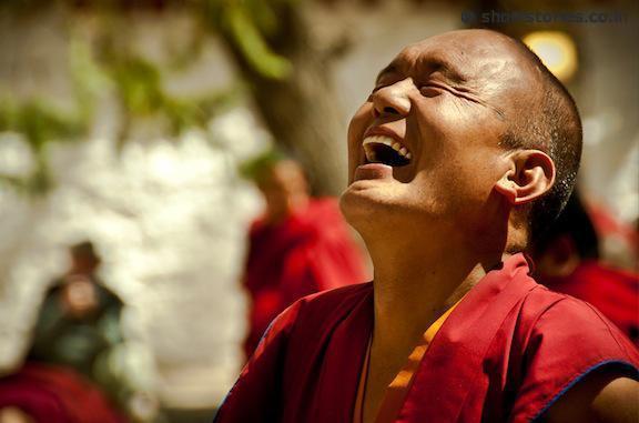 monk-laughing