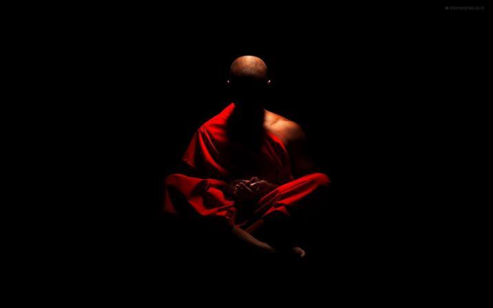 silent monk