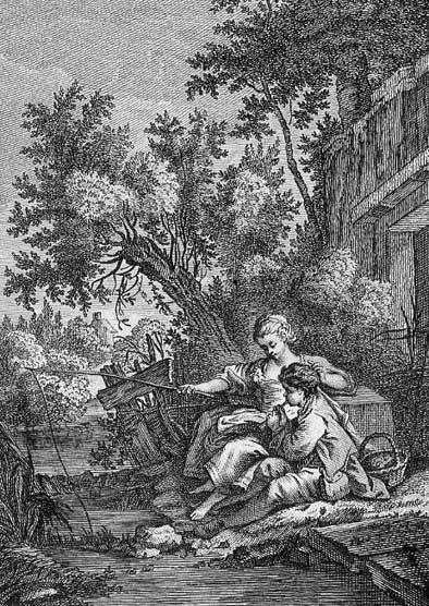 Jean de La Fontaine Fables - Book 10 - Fable 11
