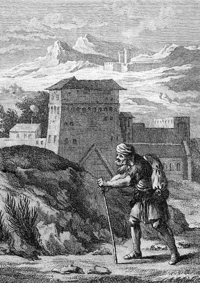 Jean de La Fontaine Fables - Book 11 - Fable 7